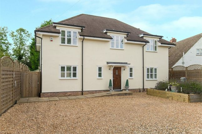 Thumbnail Detached house for sale in Rushden Road, Sandon, Buntingford, Hertfordshire