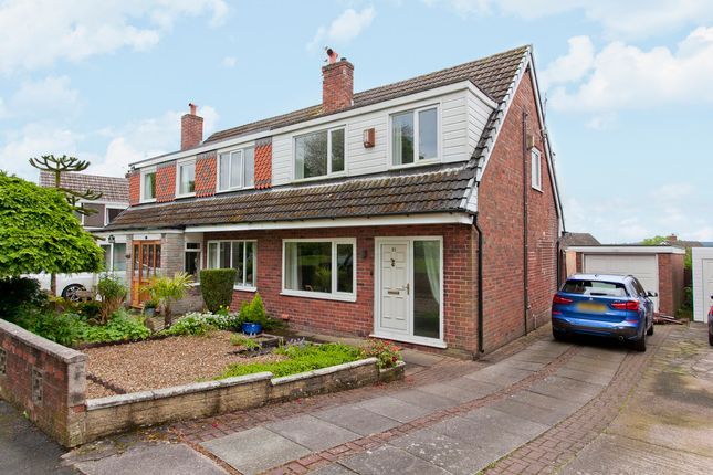 3 bed semi-detached house for sale in Trent Road, Forsbrook, Stoke-On-Trent