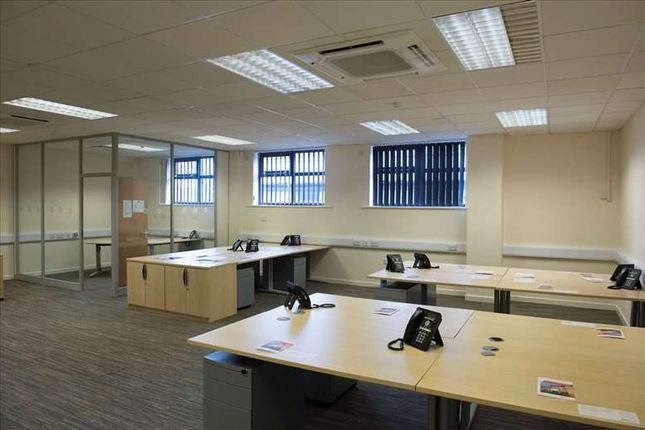 Serviced office to let in Minerva House, Bury