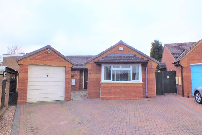 Thumbnail Detached bungalow for sale in Holmcroft Road, Kidderminster