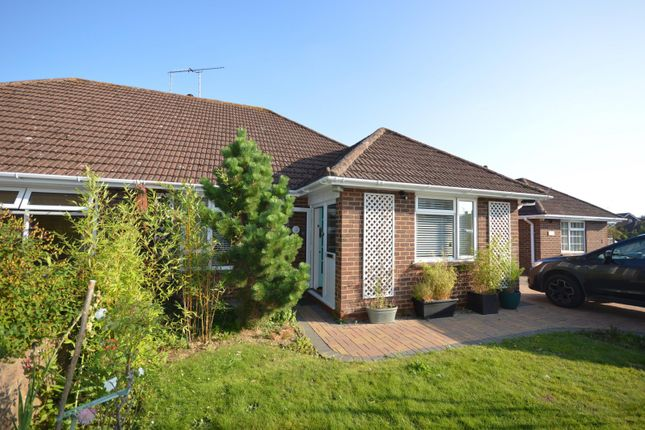 3 bed semi-detached house to rent in Belgrave Crescent, Chichester PO19
