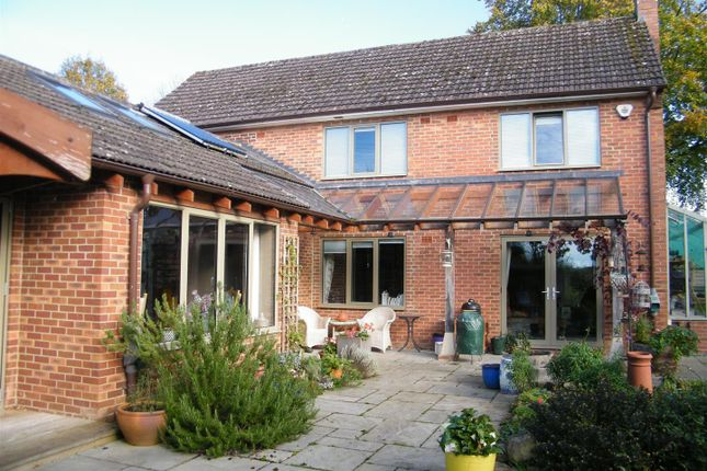 Thumbnail Detached house for sale in Trenchard Avenue, Lower Compton, Calne