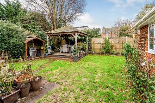 Rear Garden of Blackwater Drive, Totton, Southampton SO40