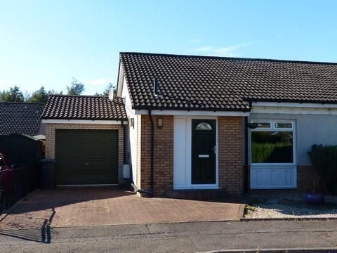 2 bed semi-detached bungalow to rent in Primrose Place, Livingston, West Lothian EH54