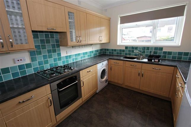 Thumbnail Terraced house to rent in Central Street, Ystrad Mynach, Hengoed