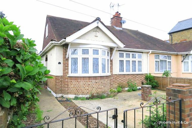Thumbnail Semi-detached bungalow for sale in Tachbrook Road, Feltham