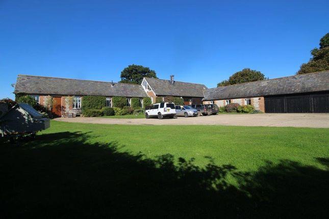 Thumbnail Barn conversion to rent in Ashley, Stockbridge
