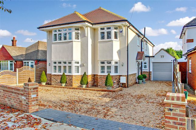 Thumbnail Detached house for sale in Wansunt Road, Bexley, Kent