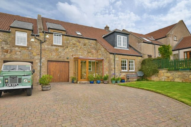 Thumbnail End terrace house for sale in Wester Balrymonth Steadings, St Andrews