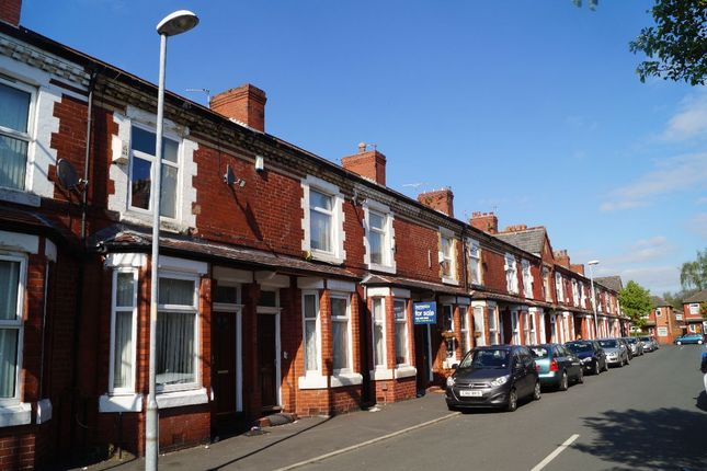 Thumbnail Terraced house to rent in Camborne Street, Fallowfield