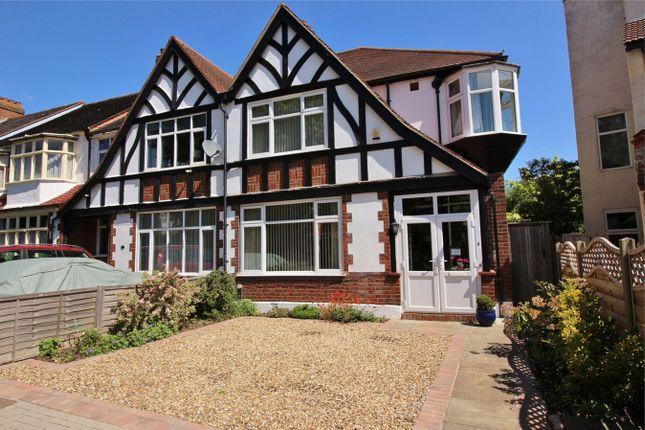 End terrace house for sale in Garden Road, Penge, London