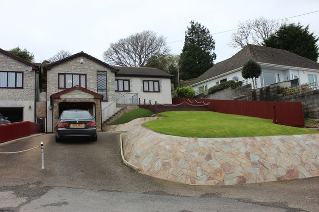 Thumbnail Bungalow for sale in Rose Hill, St Blazey Gate, Par
