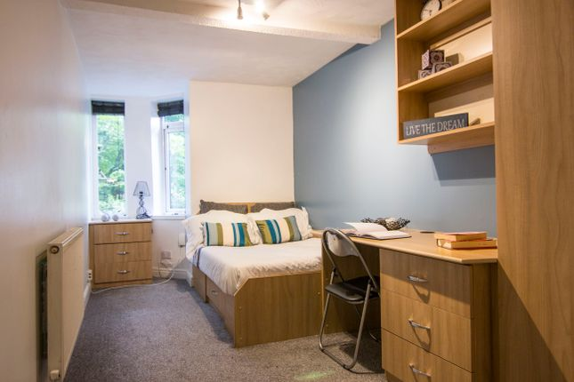 Thumbnail Flat to rent in Garden Flat, 246 Vinery Road, Burley