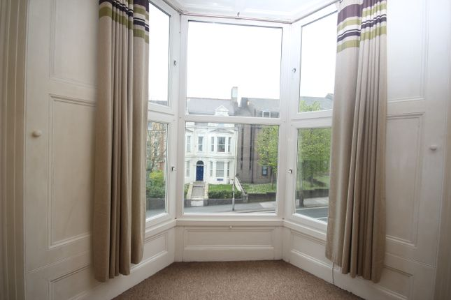 Bay Window of Woodland Terrace, Greenbank, Plymouth PL4