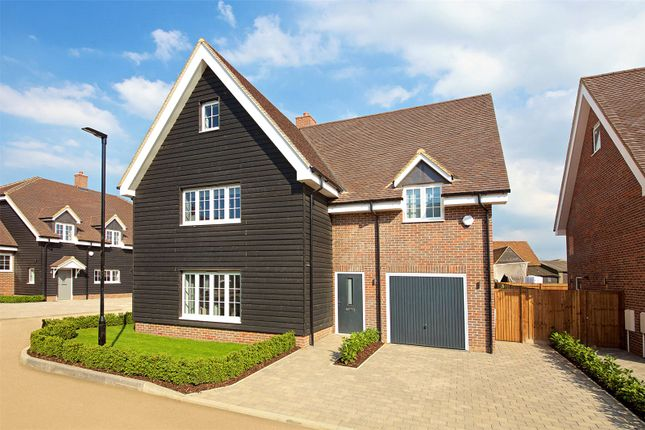 Thumbnail Detached house for sale in The Chestnut At The Ridings, Aldenham, Watford, Hertfordshire