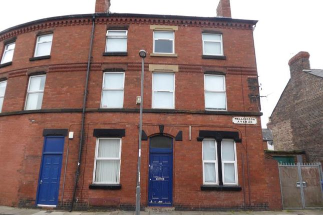 Thumbnail Terraced house for sale in Wellington Avenue, Wavertree, Liverpool, Merseyside
