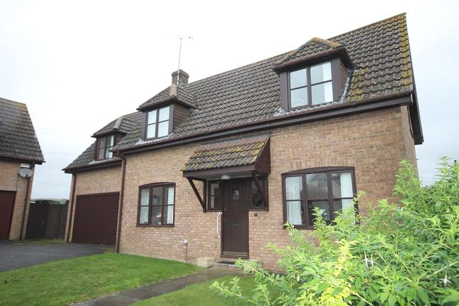 Thumbnail Detached house for sale in The Downlands, Codford, Warminster, Wiltshire