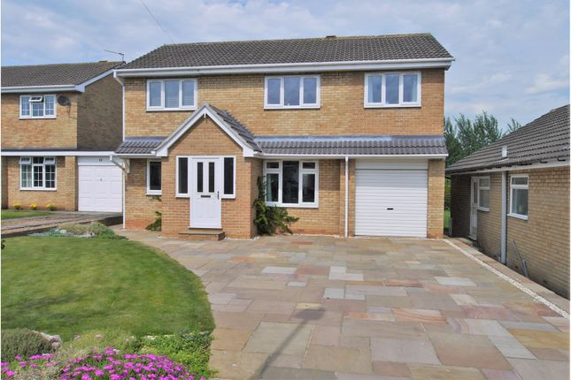 Thumbnail Detached house for sale in Birchdale Close, Edenthorpe, Doncaster