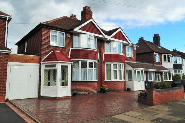 3 bed semi-detached house for sale in Yateley Avenue, Great Barr
