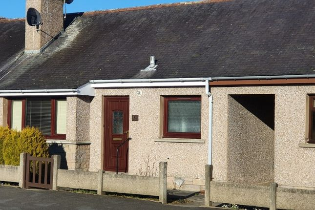 1 bed terraced bungalow to rent in Park Crescent, Ellon, Aberdeenshire AB41