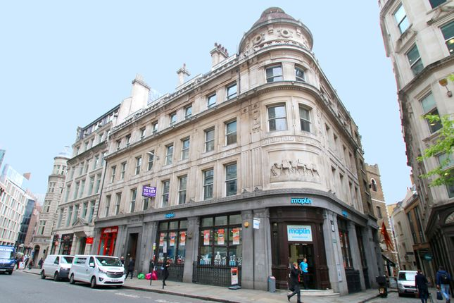 Thumbnail Office to let in Suite 63, Peek House, 20 Eastcheap, City, London