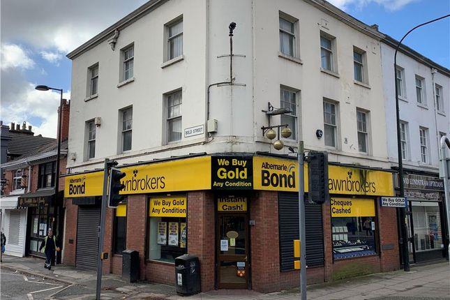 Thumbnail Retail premises to let in 41-43 Sankey Street, Warrington, Warrington, Cheshire