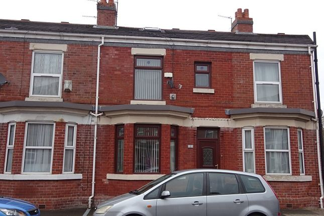 Terraced house for sale in Woodliffe Street, Old Trafford, Manchester