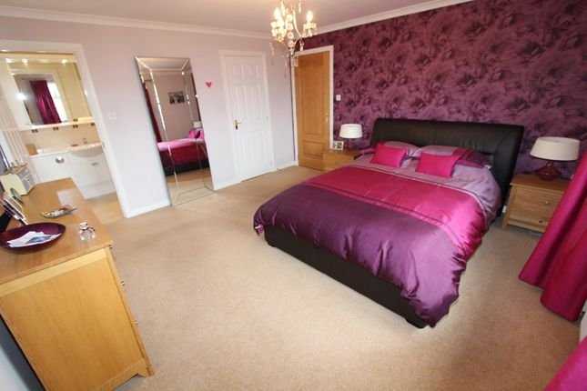 Master Bedroom of Boswell Park, Inverness IV2