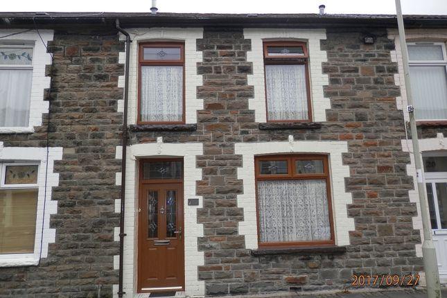 Thumbnail Property for sale in Clark Street, Treorchy, Rhondda Cynon Taff.