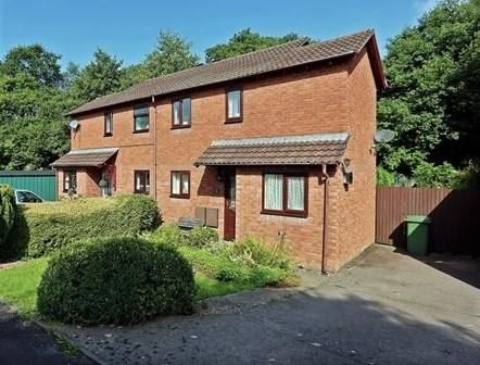 Thumbnail Semi-detached house to rent in Mulberry Close, Llantwit Fardre, Pontypridd