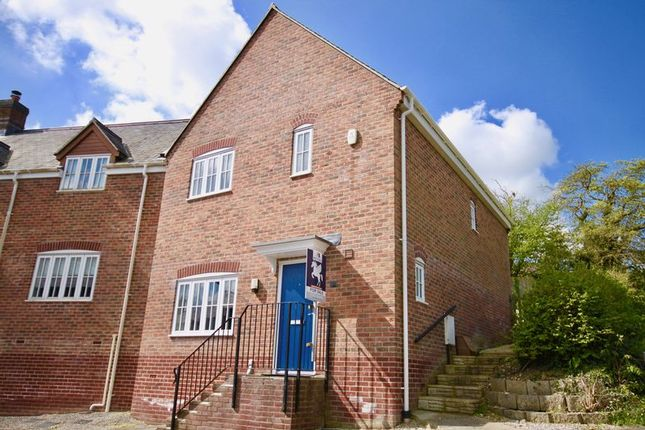 Thumbnail Semi-detached house for sale in Haydon Hill Close, Charminster