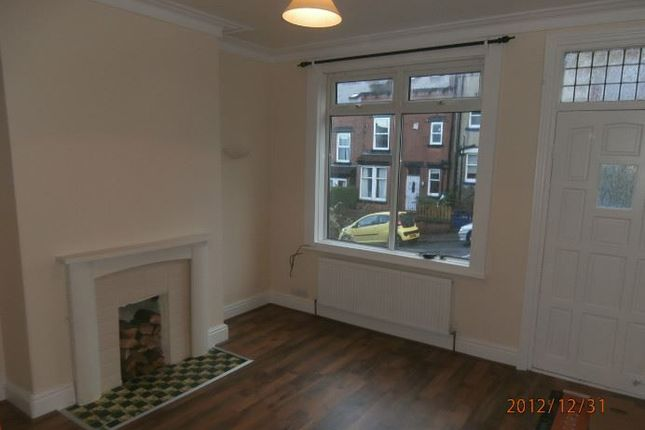 Thumbnail Terraced house to rent in Pasture Grove, Chapel Allerton, Leeds
