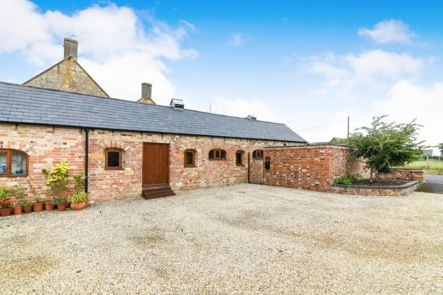 Thumbnail Barn conversion for sale in Church Road, Aston Somerville, Broadway, Worcestershire
