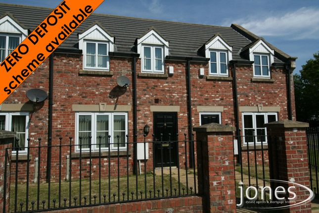 Thumbnail Terraced house to rent in Levington Court, Yarm