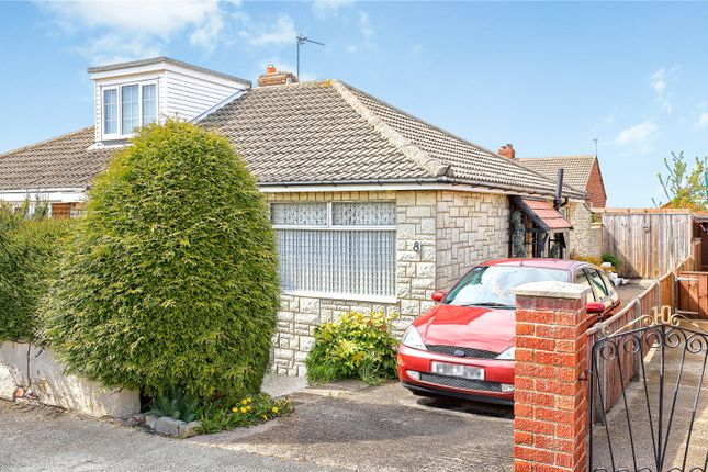 Thumbnail Bungalow for sale in Newbank Close, Ormesby, Middlesbrough
