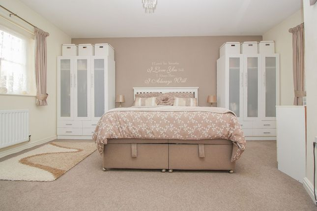 Master Bedroom of Bluewater Quay, Bedford MK42