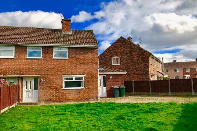 Thumbnail Semi-detached house to rent in Riverdale Road, Doncaster