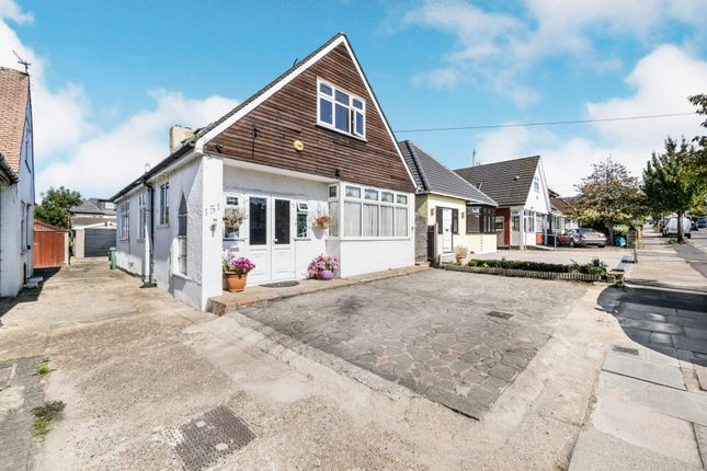 Thumbnail Detached bungalow for sale in Stradbroke Grove, Ilford