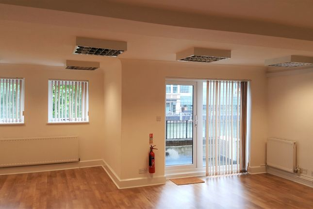 Thumbnail Office for sale in Admirals Way, London