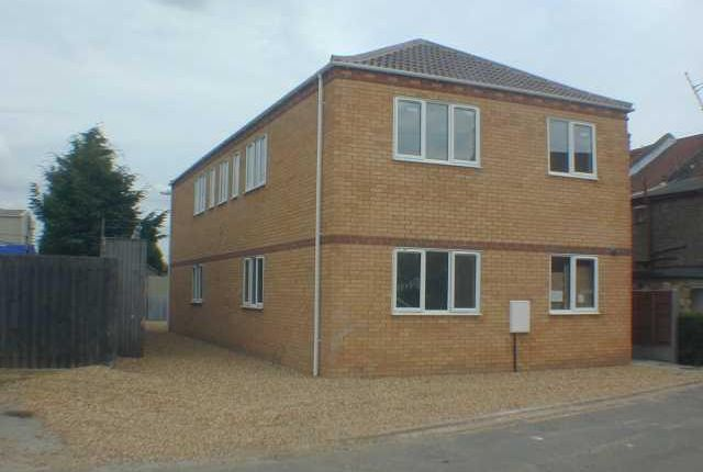 Thumbnail Flat to rent in Chase Street, Wisbech