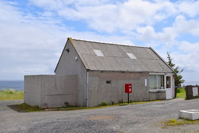 Auckengill Filling Station, Auckengill KW1