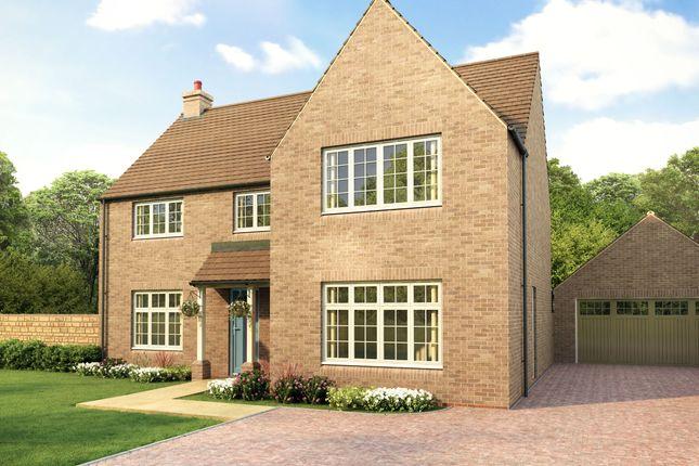 Thumbnail Detached house for sale in Bloxham Vale, Bloxham Road, Banbury, Oxfordshire