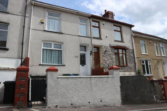 Thumbnail Terraced house for sale in Oaklands, Troedyrhiw, Merthyr Tydfil