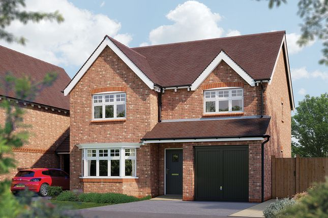 "Thumbnail Detached house for sale in ""The Winsford"" at Canon Ward Way, Haslington, Crewe"