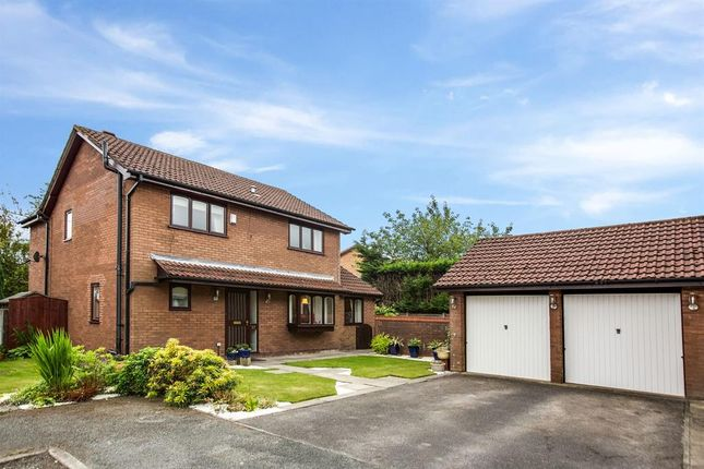 Thumbnail Detached house for sale in Brookfield Drive, Littleborough