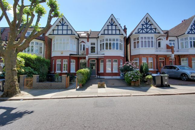Thumbnail Flat for sale in Fox Lane, Palmers Green
