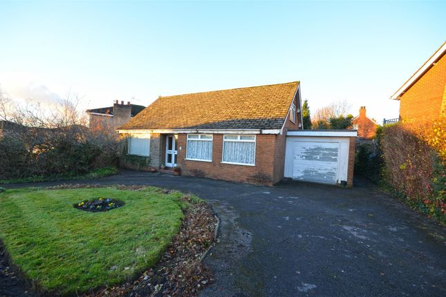 Thumbnail Detached bungalow for sale in Hereford Way, Stalybridge