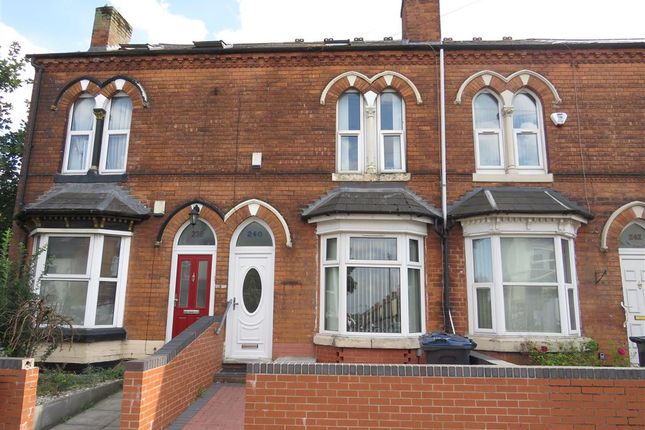 Thumbnail Terraced house for sale in Dudley Road, Winson Green