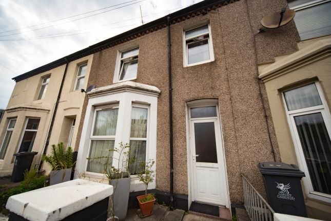 3 bed terraced house to rent in Penarth Road, Grangetown, Cardiff CF11