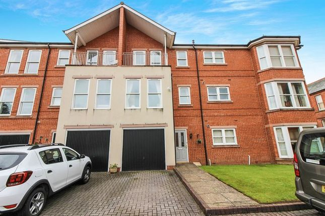Thumbnail Town house for sale in Birchtree Drive, St Edwards Park, Cheddleton, Staffordshire